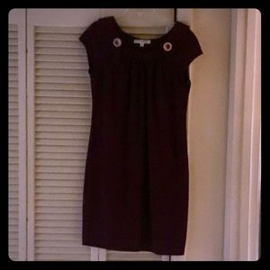 Evan Picone deep purple Dress